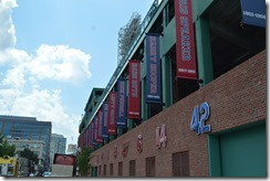 Fenway banners