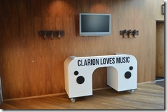 Clarion Loves Music