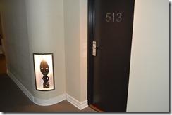 Clarion Room 513 door