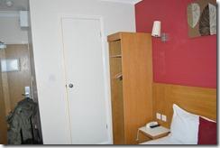 Comfort Inn closet