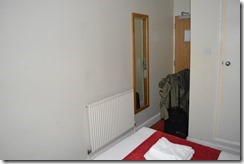 Comfort Inn entryway