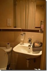 Comfort Inn sink