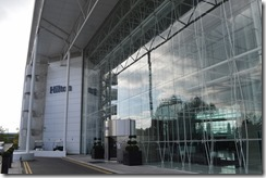 Hilton LHR T4 exterior