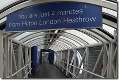 Hilton T-4 Four minutes