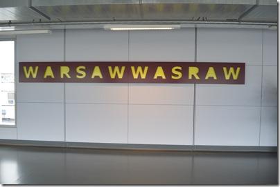 Warsaw was Raw