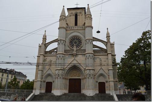 Geneva church