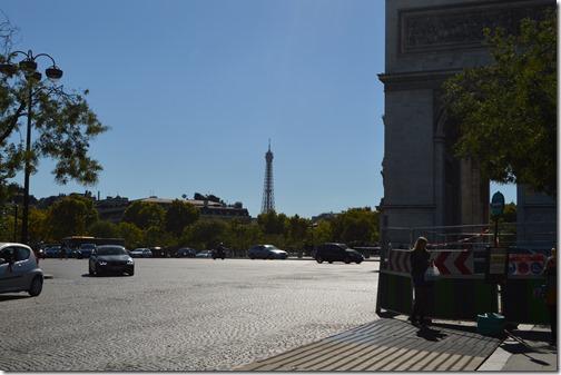 Paris CDG Etoile street view
