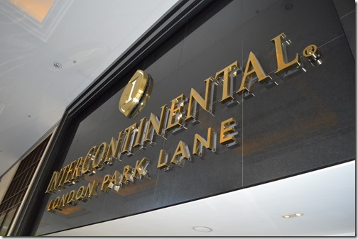 IC Park Lane sign