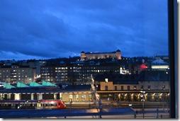 Rad Blu Uppsala view