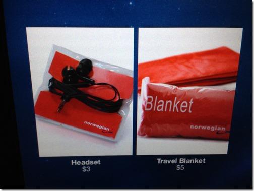 Norwegian blanket