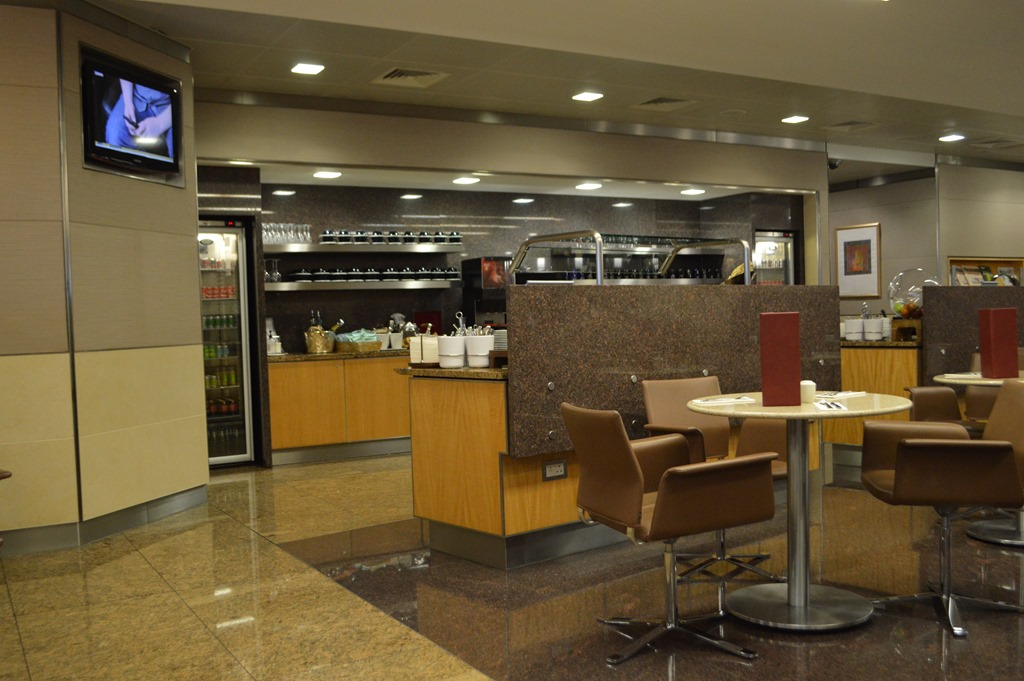 American Airlines Flagship Lounge Review London Heathrow