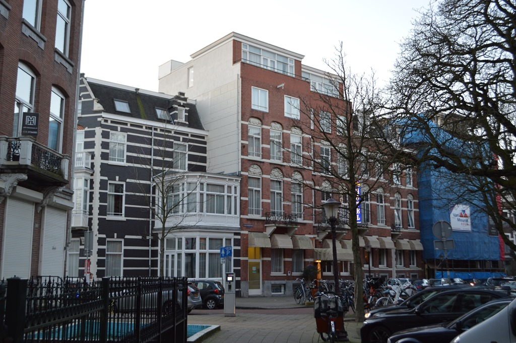 Bw Leidse Square Hotel Amsterdam