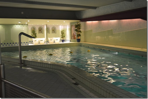 Holiday Inn Leiden pool