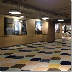 Rad Blu-1 floor