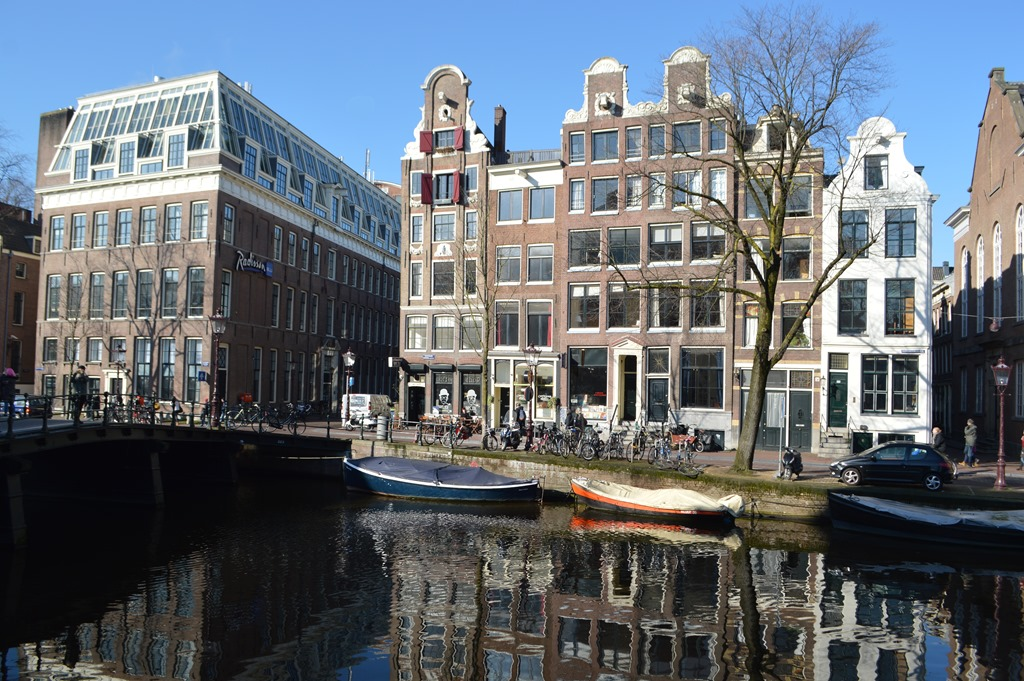 Radisson Blu Amsterdam Location Is Perfect For Poke And