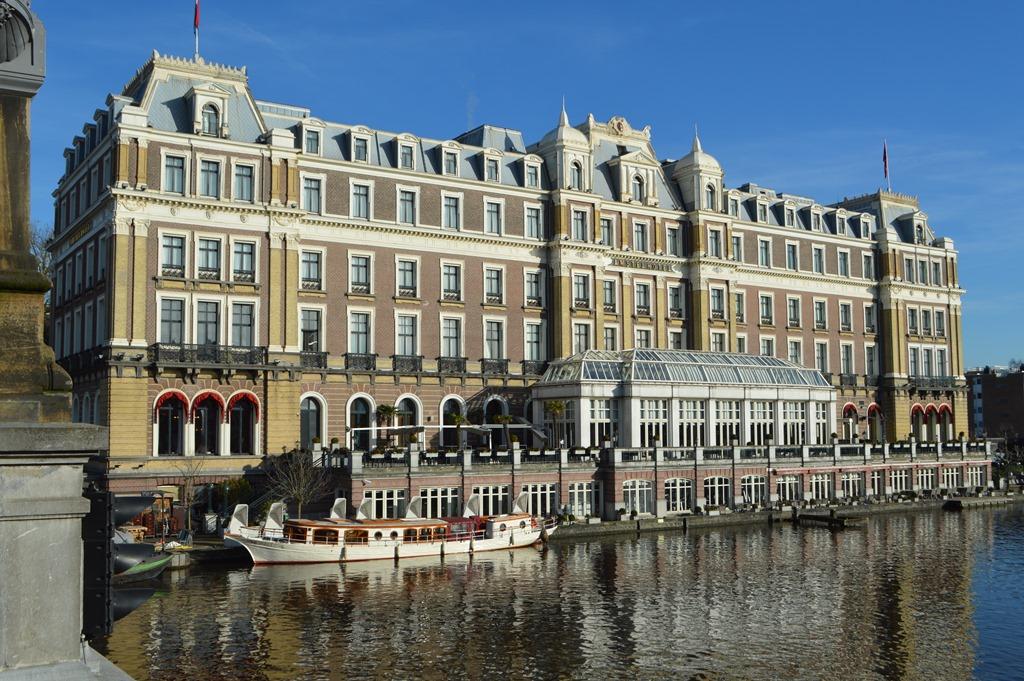 Intercontinental amstel hotel amsterdam wellness on the - Amstel hotel amsterdam ...