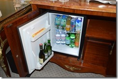 Amstel minibar
