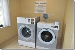 HIX Pensacola West laundry room