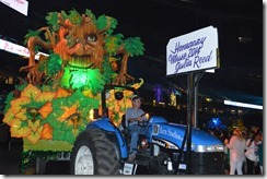 Mardi Gras float 4