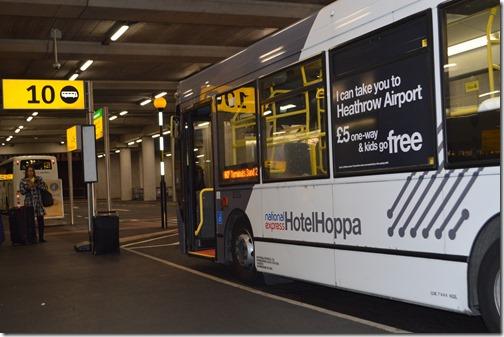 Hotel Hoppa bus
