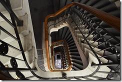 Rad Blu stairway