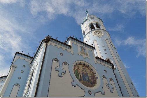 Blue Church-2