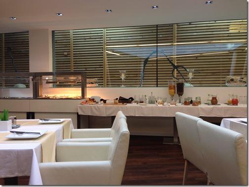 Chrysso breakfast room