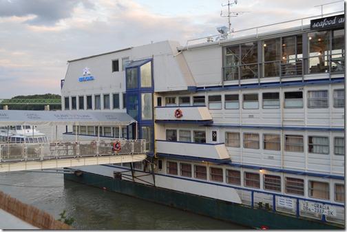 Danube hotel boat