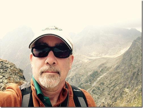High Tatras selfie