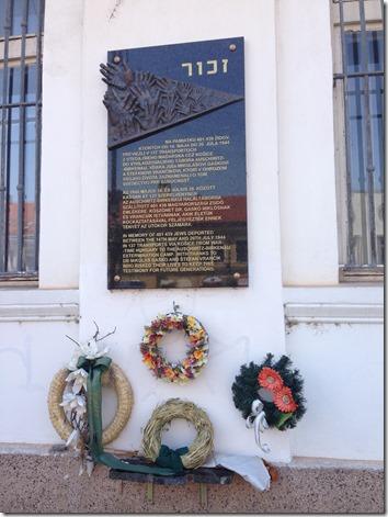 Jewish Memorial Kosice