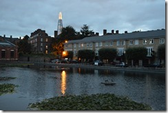 London Canal at night-1
