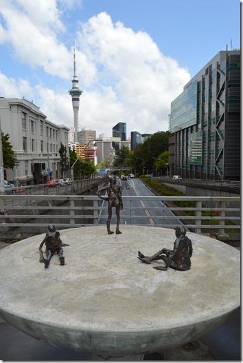 Auckland Queen St