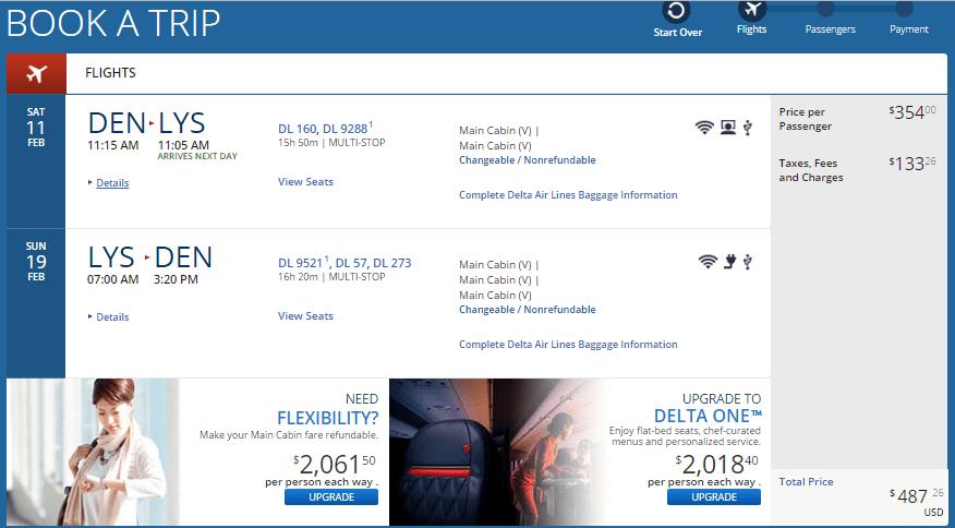 Aa airfare deals