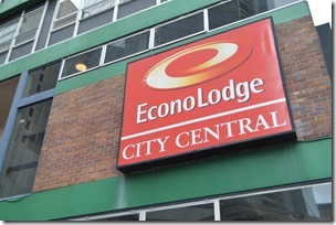 Econolodge Auckland Central