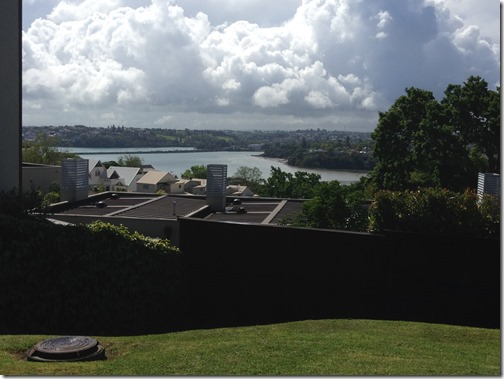 Parnell Auckland view