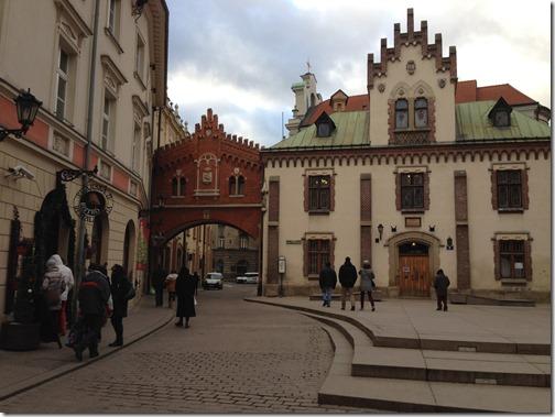 Krakow Stare Miasto