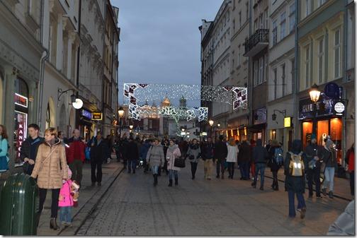 Krakow street-1