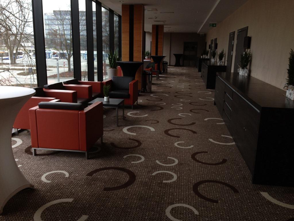 The one area where Best Western Premier Q Hotel Krakow outshone the  Radisson Blu Bratislava and Hotel Indigo Krakow is the fitness center.