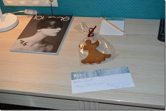 Hotel Indigo Krakow gift