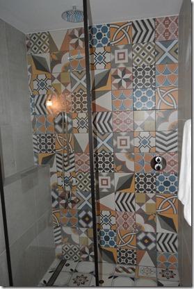 Hotel Indigo Krakow shower