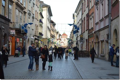 Krakow shopping2