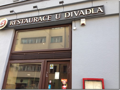U Divadla Prague 7