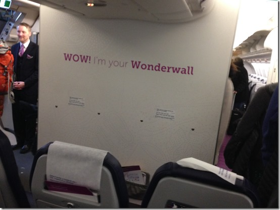 WOW Wonderwall