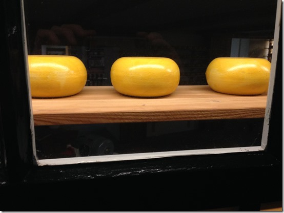 AMS Cheese Shop