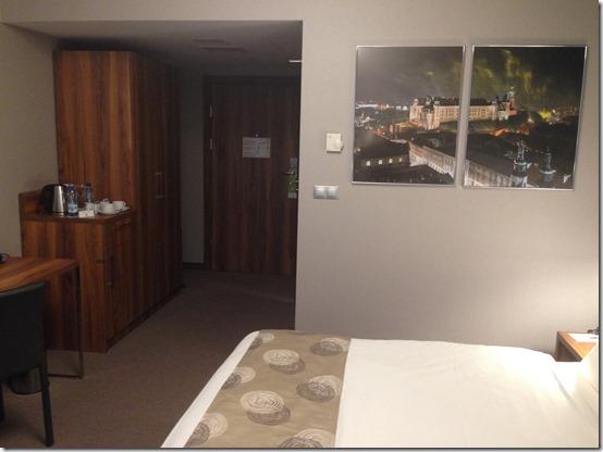 Krakow HI room 4