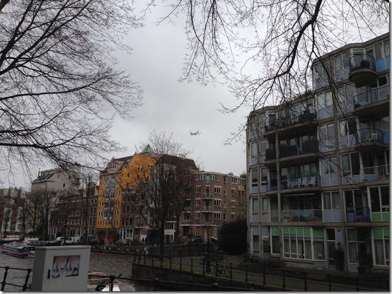 Schiphol jet