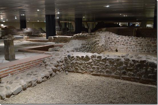Serdika metro ruins 1