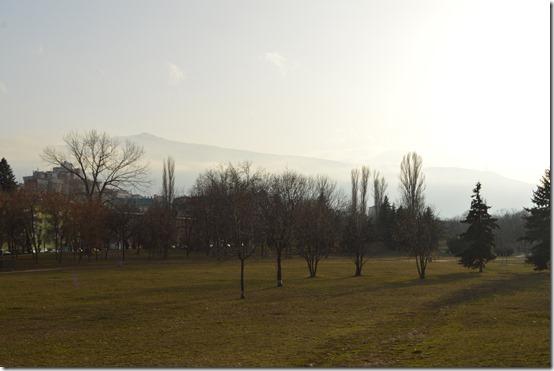 Sofia mountains