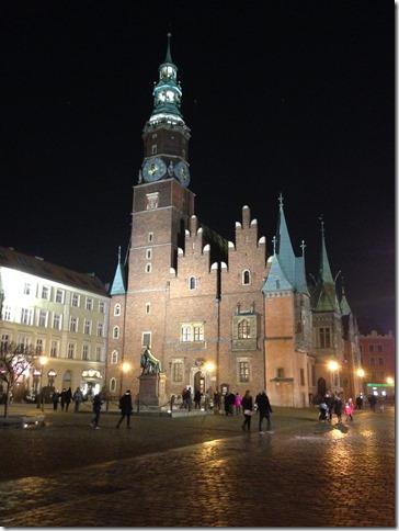 Wroclaw Square