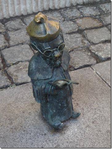 Wroclaw Univ gnome